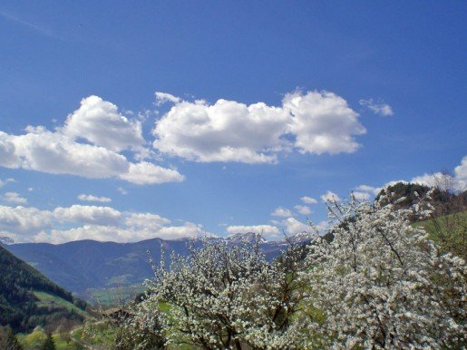 A spring holiday in the Funes Valley