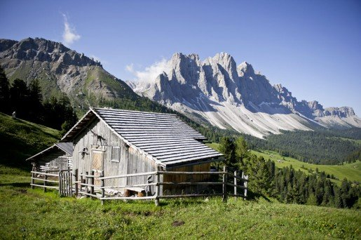 Holidays in Funes - the Funes Valley in South Tyrol